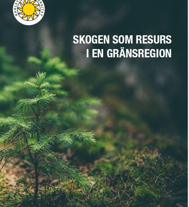 Ny bok final för Ingoskog